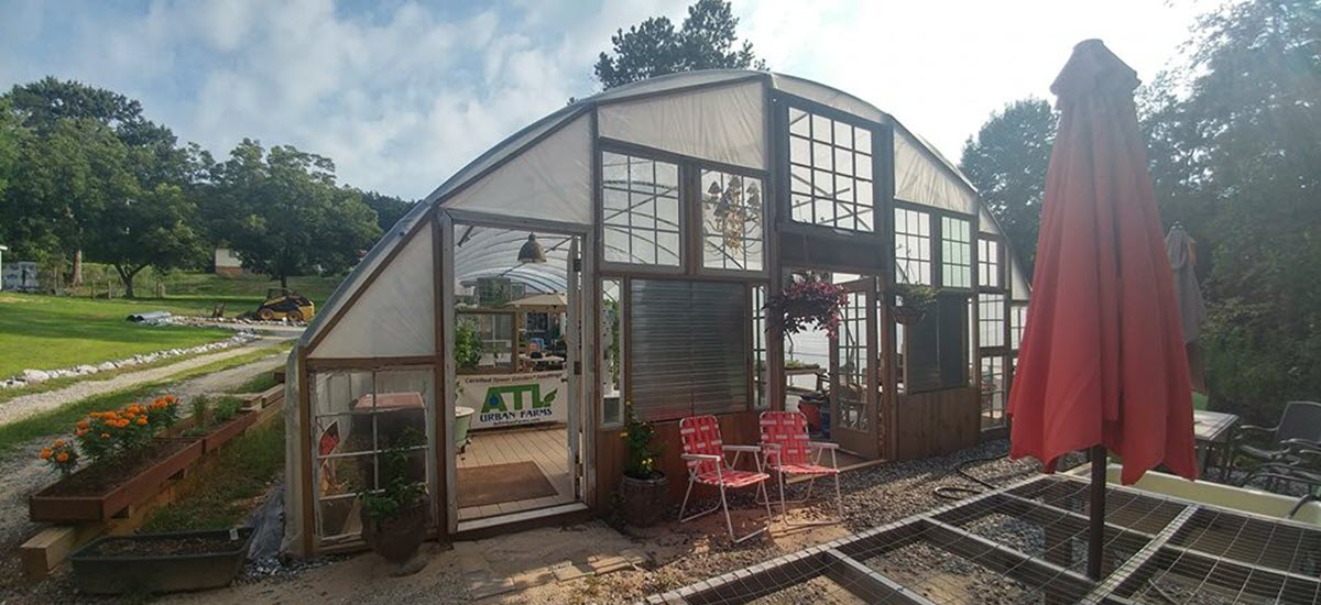 About ATL Urban Farms