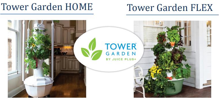Creating Tower Garden Success